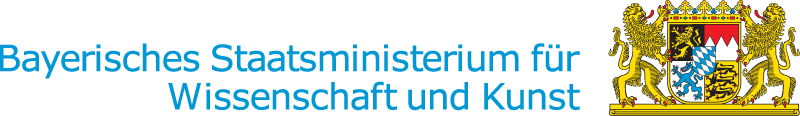 Logo Bavarian State Ministry for Science and Arts