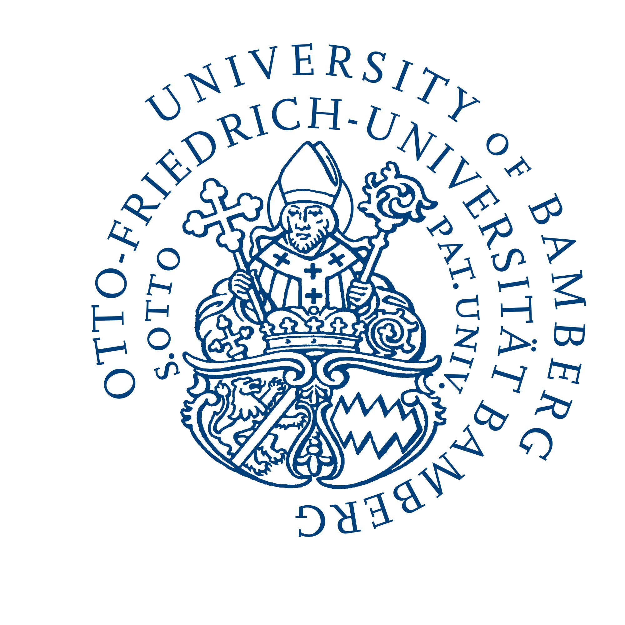 Logo Otto-Friedrich-Universität Bamberg