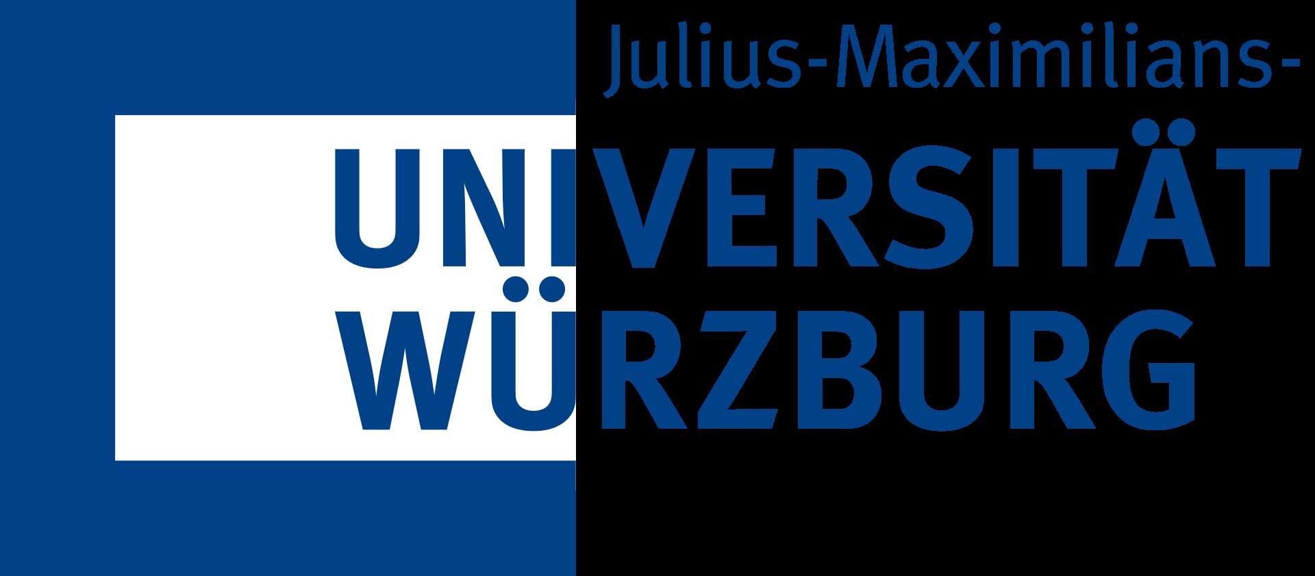 Logo JMU Würzburg